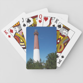 Barnegat Lighthouse Old Barney Playing Cards