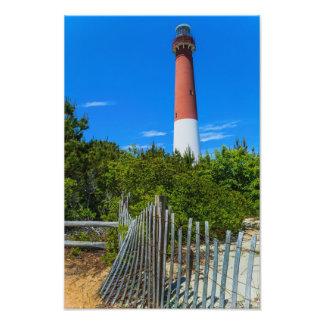 Barnegat Lighthouse Art Photo