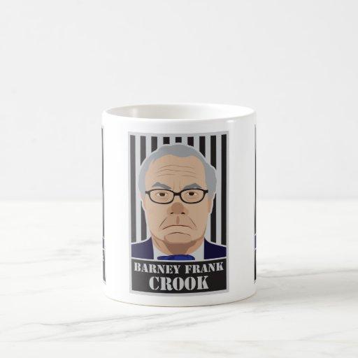 Barney Frank Crook Mug