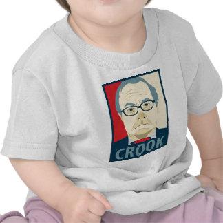 Barney Frank Hope Crook T Shirt