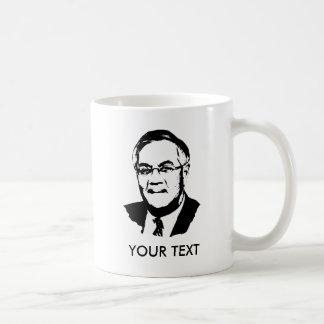 Barney Frank Basic White Mug