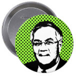 Barney Frank Pinback Button