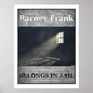 Barney Frank Poster