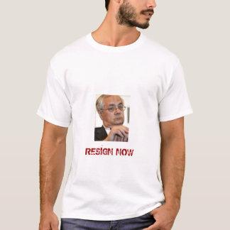 BARNEY FRANK, RESIGN NOW T-Shirt