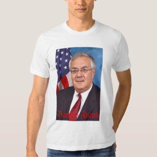Barney Frank T-shirts