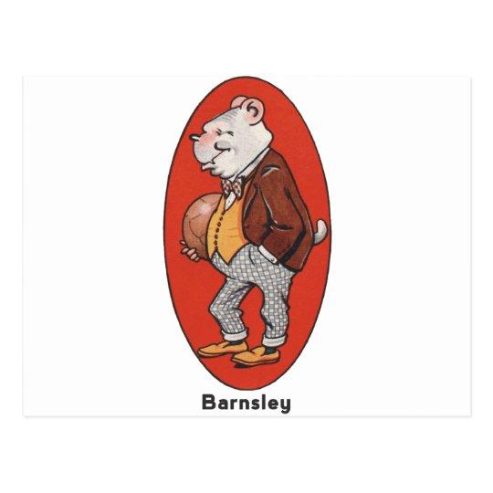 Barnsley Football Club Postcard