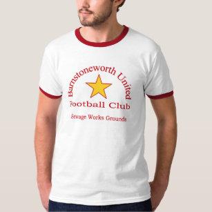bfa79725 Barnstoneworth United Football Club - Champions T-Shirt