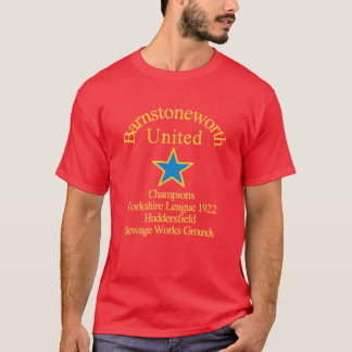 Barnstoneworth United Football Club T-Shirt
