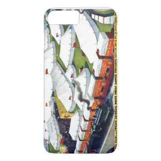 Barnum and Bailey Circus 1899 iPhone 7 Plus Case