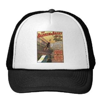 Barnum and Bailey Desperado's Leap for Life Hats
