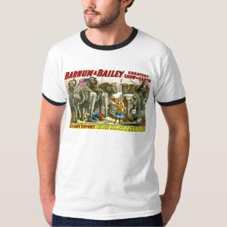 Barnum & Bailey Elephants Poster Advertisement T-Shirt