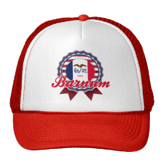 Barnum, IA Mesh Hat