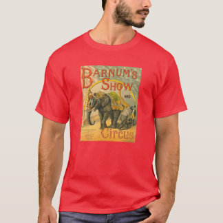 Barnum's Show and Circus T-Shirt