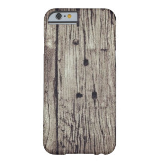 Barnwood Barely There iPhone 6 Case