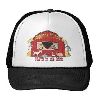 Barnyard Goat Cap
