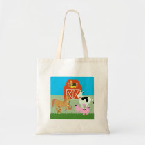 Barnyard Party Tote Bag