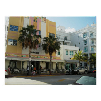 Barole Restaurante South Beach Posters
