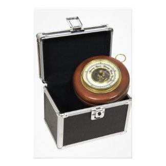 Barometer052109 Customized Stationery