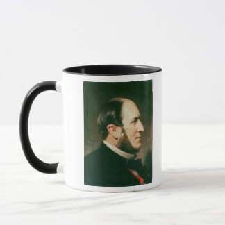 Baron Georges Eugene Haussmann  1867 Mug
