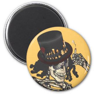 Baron Semedi and Semedi's Hat Fridge Magnets