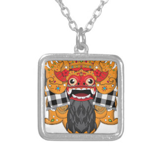 Barong Bali Personalized Necklace
