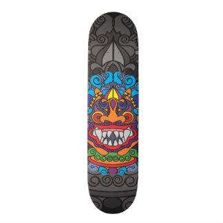 Barong Colorful Skateboard