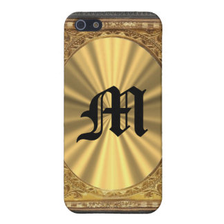 baroque and gold iPhone 5/5S case