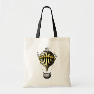 Baroque Balloon Black Yellow