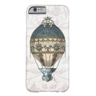 Baroque Balloon Blue & Cream Barely There iPhone 6 Case