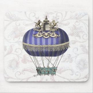 Baroque Balloon With Temple Mouse Mat