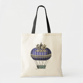 Baroque Balloon With Temple Tote Bag