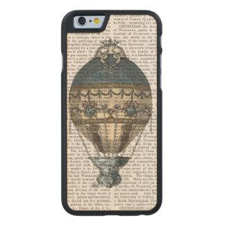 Baroque Fantasy Balloon 2 2 Carved Maple iPhone 6 Case