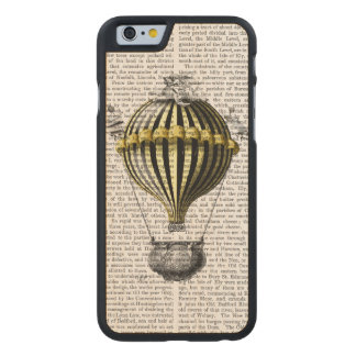 Baroque Fantasy Balloon 3 Carved Maple iPhone 6 Case