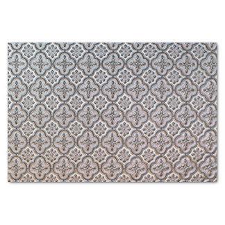 baroque gothic tissue paper