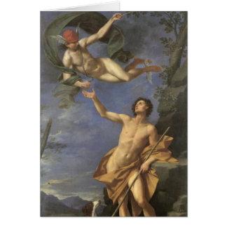 Baroque Italian Boys Card