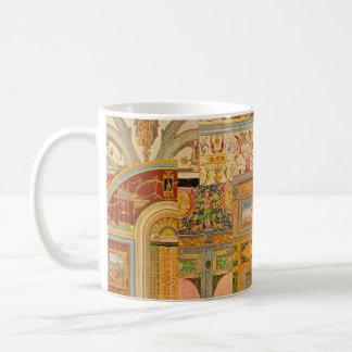 baroque Italian motifs collage Coffee Mug