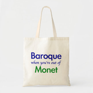 Baroque - Monet