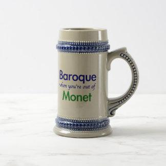 Baroque - Monet Beer Stein