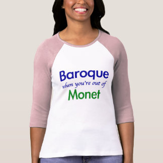 Baroque - Monet T Shirts