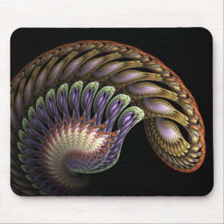 """Baroque"" Mouse Pad"