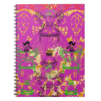 Baroque notebook