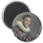 Baroque Obama Fridge Magnets