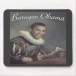 Baroque Obama Mousemat