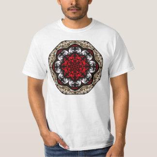 Baroque Skull Rose shirt