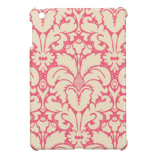 Baroque style damask background 2 cover for the iPad mini