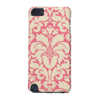 Baroque style damask background 2 iPod touch 5G cases