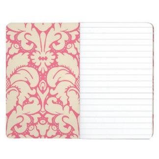 Baroque style damask background 2 journal