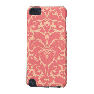 Baroque style damask background iPod touch 5G covers