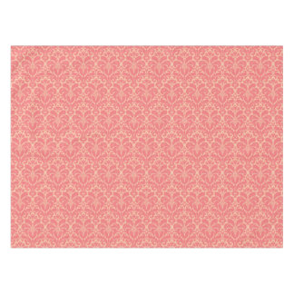 Baroque style damask background tablecloth