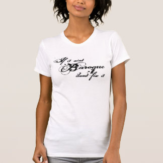 Baroque T-Shirt
